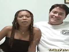Asian prostitute strips for a white guy tubes
