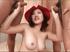 Hot japanese blowjob and titjob porn tubes