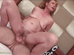 Old hairy pussy fucked in hot sex scene tubes