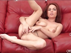Fingering and dildo fucking ashlee graham tubes