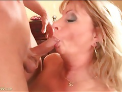 Milf twat mounted and fucked doggystyle tubes