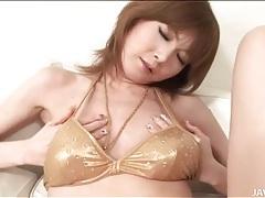 Bikini girl rika sakurai masturbates solo tubes