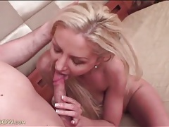 Kissing milf in a tight sexy dress tubes