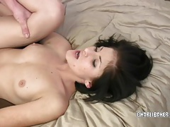 Cute college girl charli baker is getting banged tubes