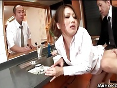 Japanese blowjob and wet cunt fucking tubes