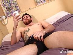 Sexy straight jaxon masturbating tubes