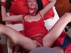 Bound blonde fucked in the asshole in pov tubes