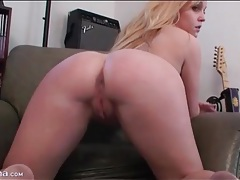 Stiff shaft takes a blonde honey in doggystyle porn tubes