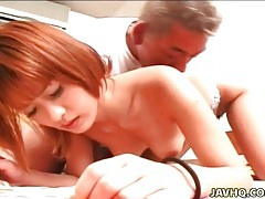 Pussy eating and tit sucking with sweet japanese girl tubes