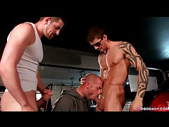 Two hot cops fuck face of submissive criminal tubes