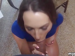 Boyfriend films his sexy gf lily love sucking cock tubes