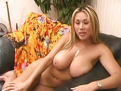 Big breasts asian in braided pigtails sucks a dick tubes