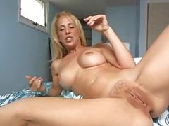 Vivacious babe cherie deville masturbates pink pussy tubes