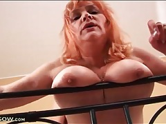 Big tits mature fucked in the cunt doggystyle tubes
