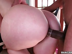 Glorious big ass of a slut in doggystyle sex video tubes