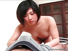 Little dick sucked on by slutty japanese girl tubes