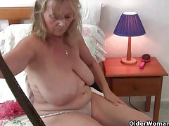 Britain's most sexiest grannies part three tubes