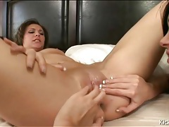Andy san dimas lesbian sex with a hot chick tubes