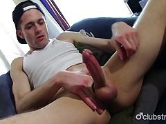 Slim straight guy joshua masturbating tubes