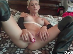 Hot role playing with busty milf tubes
