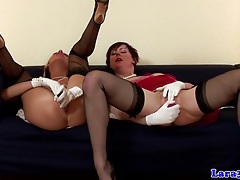 British classy matures in stockings fun tubes
