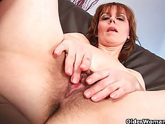 Furry moms masturbate their hairy and mature pussies tubes