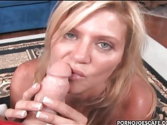 Milf pornstar ginger lynn gives a naughty blowjob tubes
