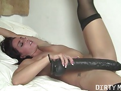Savannahs big black dick tubes