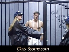 Blonde whores fucking a arrested guy tubes