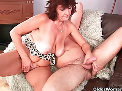 Grannies love a warm cumshot tubes