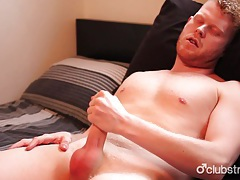 Amateur straight guy cooper masturbating tubes