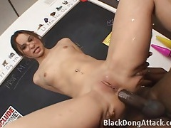 Amber rayne get fucked by a bbc tubes