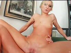 Big cocks dp blonde and cum on her face tubes