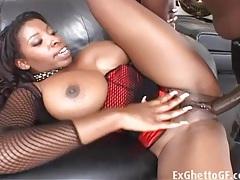 Black monster tit babe fucked tubes