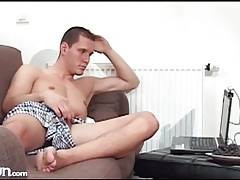 Guys have webcam masturbation sex with each other tubes