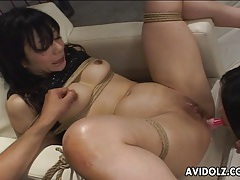 Petite asian chicks chained and sexually humiliated tubes