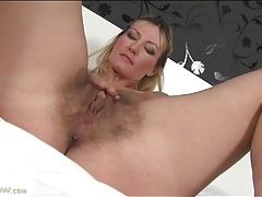 Milf vanessa lovely fondles her big titties tubes
