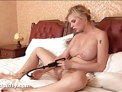 Big tits pornstar tara white in a sexy bra tubes