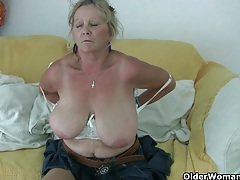Grandma needs an orgasm right now! tubes