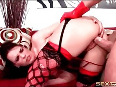 Hot slut dana dearmond fucked from behind tubes