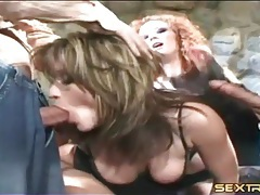 Cocksucking whore likes rough bj porn tubes