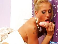 Dionne darling has creamy lesbo fun tubes