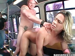 Sex party on a bus with lots of hot sluts tubes