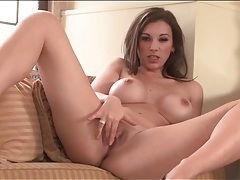 Big tits goddess sophie parker strips and masturbates tubes