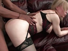 Nina hartley interracial anal sex with big cock guy tubes
