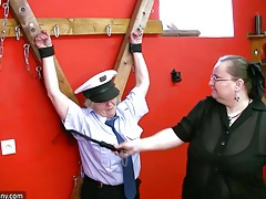 Bdsm granny and mature dominated granny tubes