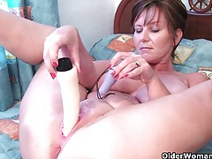 British grannies joy and becky love anal play tubes