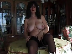 Erotic solo porn with big boobs brunette girl tubes