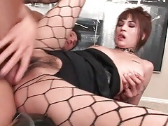 Sexy japanese body massage and a hot blowjob tubes