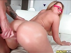 Aj applegate doggystyle anal sex with big cock tubes